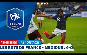 France - Mexique  4-0