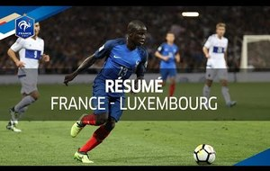 France - Luxembourg